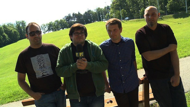 Ove subote od 20:30 The Orange Strips u posebnoj emisiji MTV Band 2012