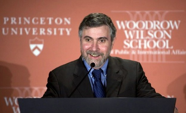 Krugman: Za promjenu politika očito je nužna potpuna katastrofa