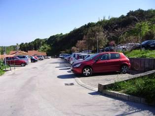 Nema naplate parkiranja na parkiralištu Rialto u labinskom Starom gradu