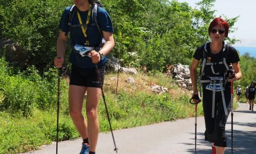 Zbog velike vrućine samo dvoje od devet Albaša završilo Velebitski treking
