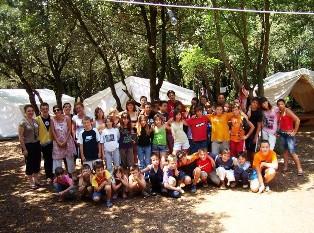 """Ljetni kamp prijateljstva """"Duga"""" u Tunarici"""