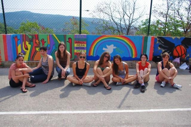 Udruga za mlade Alfa Albona na 15. školi demokracije