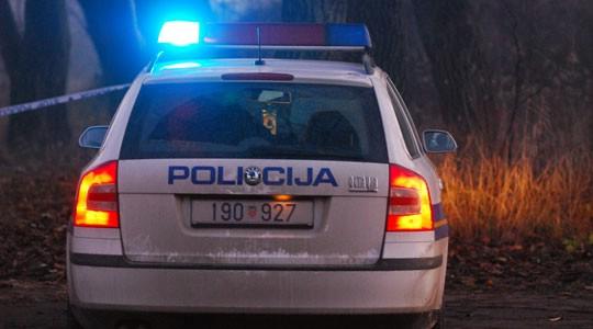 Kod Barbana u prometnoj nesreći lakše ozljeđen 56-godišnjak iz Labina
