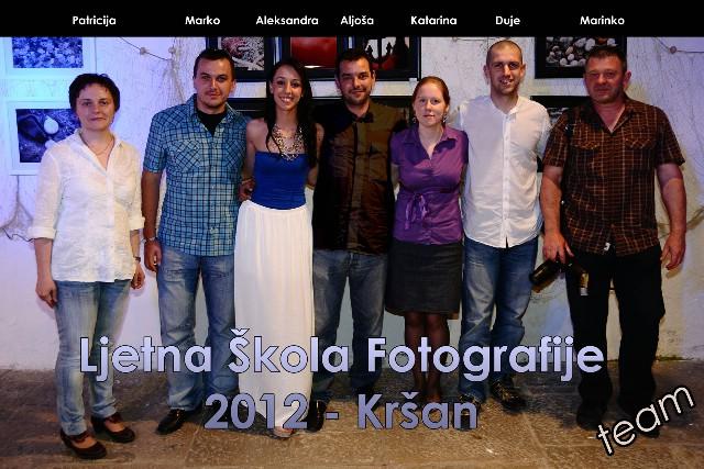 U Kršanu s radom počela Ljetna škola fotografije