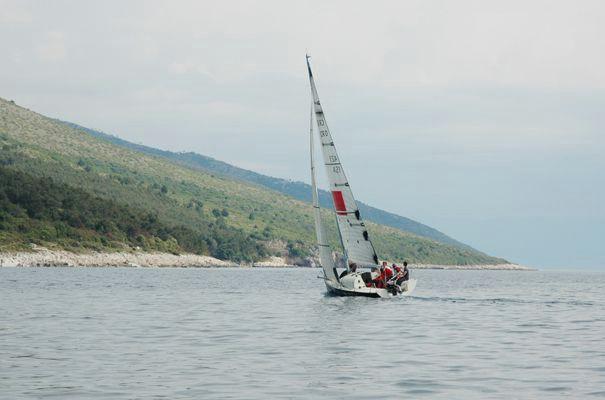 Rabac: Novi mornari dolaze u grad  - Osnovni tečaj jedrenja na krstašu