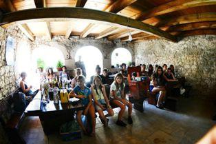Treći je dan Ljetne škole fotografije u Kršanu
