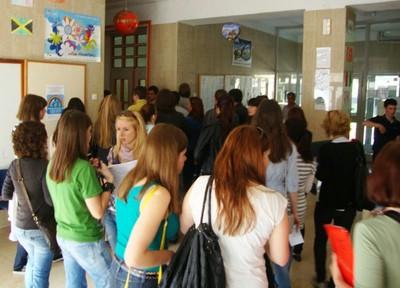 64% maturanata Srednje škole Mate Blažine Labin upisalo prvi izbor studijskog programa