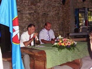 Načelnik Kršana Valdi Runko na svečanoj sjednici o tromom državnom aparatu koji koči razvoj općine