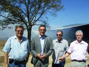I ministarstvo poljoprivrede uključit će se u pomoć farmi krava Bio Adrie u Čepiću