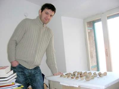 Vrijedna donacija labinskom Muzeju - 30 glinenih lula