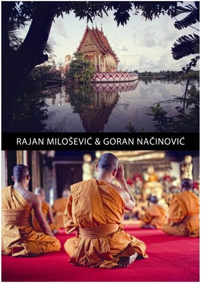 U petak izložba fotografija `SAME SAME BUT DIFFERENT` Rajana Miloševića i Gorana Načinovića u Galeriji Alvona