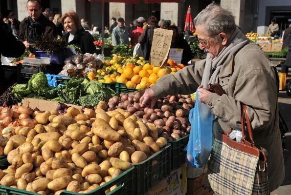 Veliki porast cijena: Jabuke ćemo kupovati na komad, krumpir još skuplji