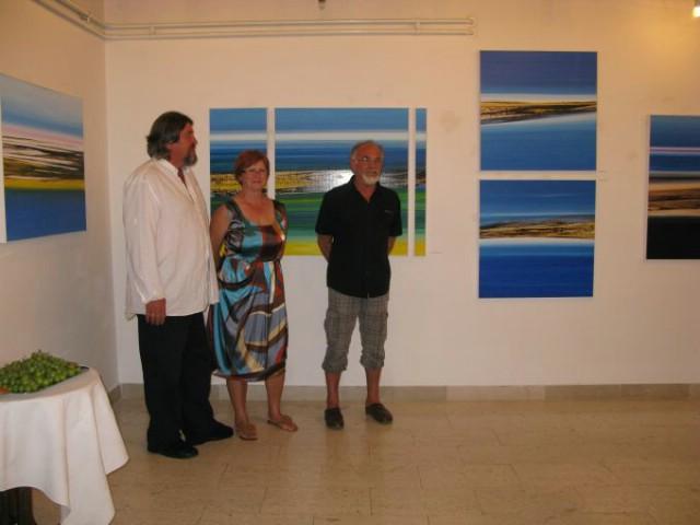 Vinko Šaina od 13. kolovoza izlaže u Gradskoj galeriji TURNAC u Novom Vinodolskom.