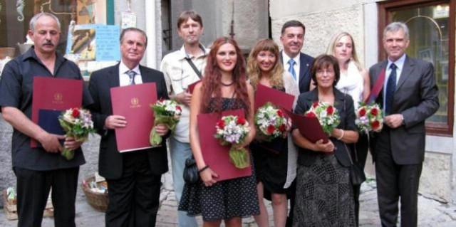 Labin nagradio Marina Brkarića za životno djelo