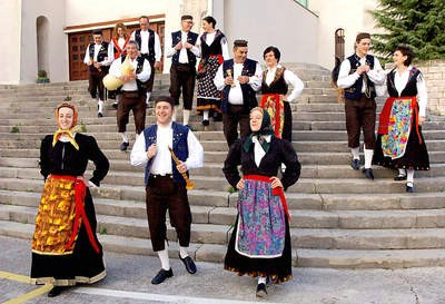 Rašani gostovali na folklornoj smotri u Bjelovarsko-bilogorskoj županiji