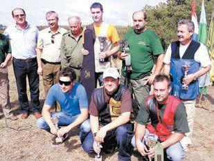 Emilijan Franković iz Labina 4. na 17. županijskom natjecanju u lovnom streljaštvu
