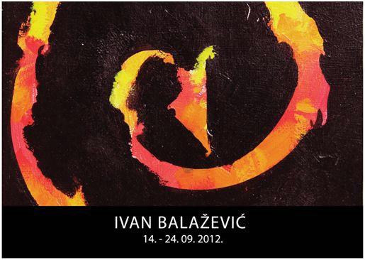 Ivan Balažević izlaže u Galeriji Alvona od petka 14. rujna