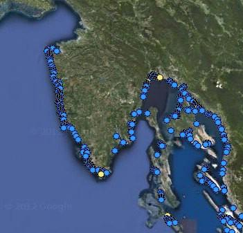 More u Istri izvrsne kakvoće