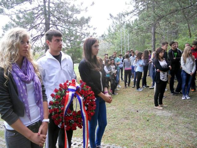 Labin: Sjećanje na 43 poginula partizana pod Brdom