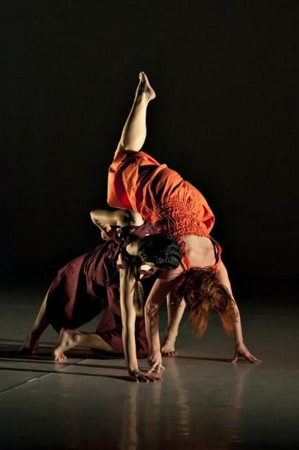 Plesna predstava `Dnevnik jednog putovanja...` Senke Baruške u Kršanu u subotu 22. rujna 2012. godine