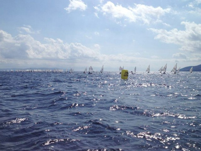 Na rabačkoj regati ovog vikenda rekordan broj od 120 jedriličarki i jedriličara iz 20 klubova Hrvatske i Slovenije