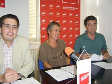 Labinski SDP traži izvanrednu sjednicu Gradskog vijeća o termoelektrani Plomin 3