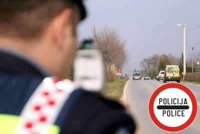 Vikend u Istri:160 kontroliranih vozila počinilo 114 prekršaja, čak 13 u Tunelu Učka