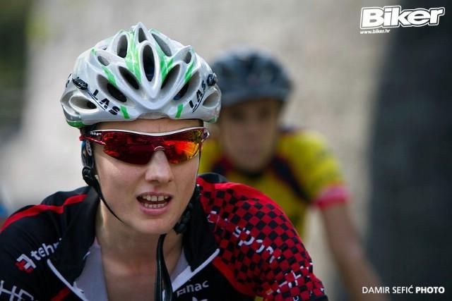 Andrea Kiršić najbolja na Međunarodnoj brdsko-biciklističkoj utrci Parenzana Cannondale