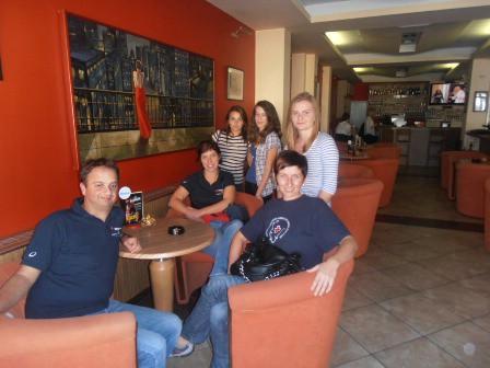 Predstavnici Crvenog križa Labin u posjeti Vinkovcima, Vukovaru i Iloku