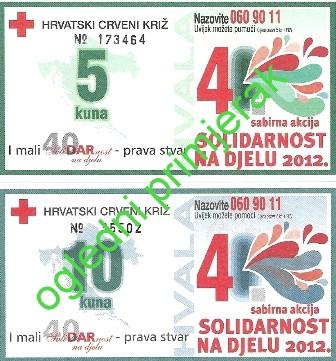 """Sutra na području Labina sabirna akcija """"Solidarnost na djelu 2012″ - popis punktova"""