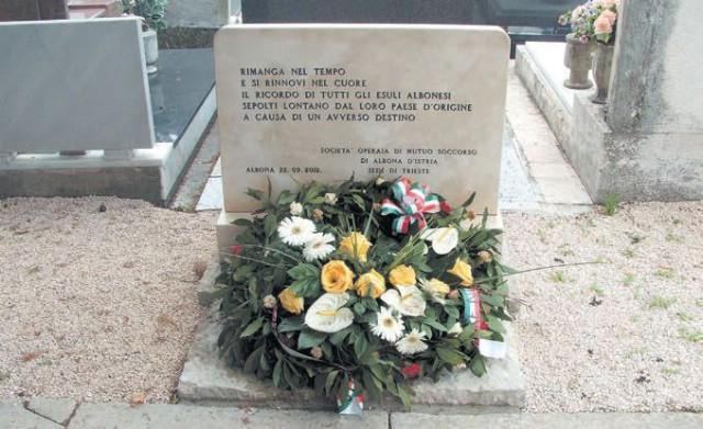 PRVI POSJET ESULA LABINU PROŠLOG MJESECA JOŠ UVIJEK IZAZIVA REAKCIJE - Spomen-ploča je trebala biti i na hrvatskom
