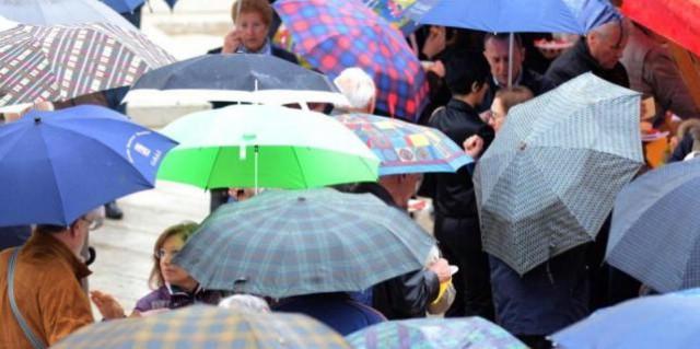 Meteorolozi najavljuju početak jesenskih kiša