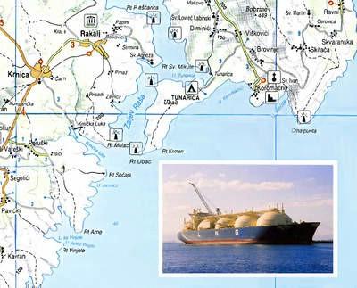 LNG terminal kod raškog zaljeva