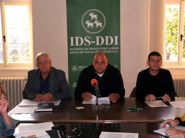 IDS Sv. Nedelje zahtjeva referendum o TE Plomin
