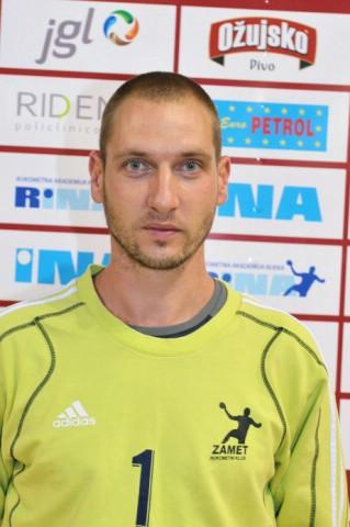 Igor Saršon – novi vratar RU Mladi rudar