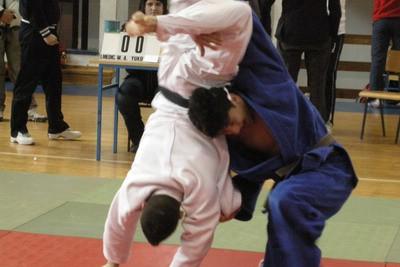 JK  Ippon iz Labina na  12. Međunarodnom memorijalnom judo turniru - Petar Dundara prvi u svojoj kategoriji