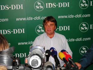 Počeli izbori za IDS-ovog kandidata za istarskog župana