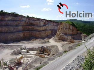 Holcimov Građanski sat u kamenolomu Šumber