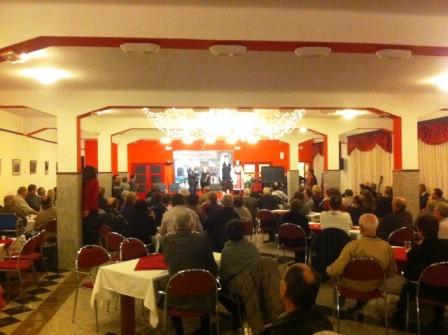 Dvadesetak harmonikaša na susretu Labinjonski armonikaši