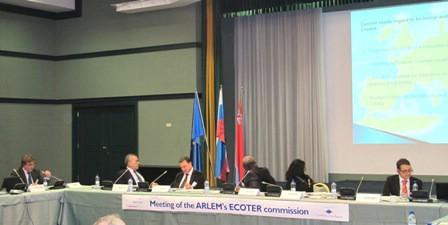 Župan Jakovčić sudjelovao na 5. zasjedanju Komisije ECOTER