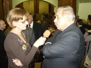 Predsjednik Uprave HEP-a Zlatko Koračević zadovoljan tematskom sjednicom Gradskog vijeća
