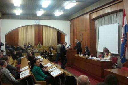 Službeno Izvješće sa tematske sjednice Gradskog vijeća Grada Labina o projektu TE Plomin C