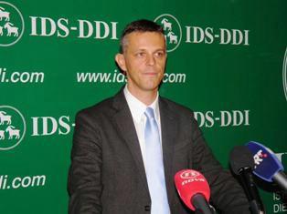Valter Flego jedini IDS-ov kandidat za istarskog župana