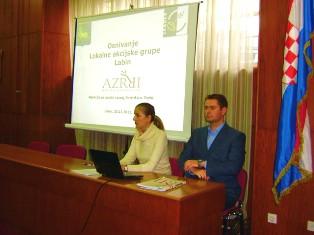 """Veliki interes za seminar na temu """"Osnivanje Lokalne akcijske grupe"""""""