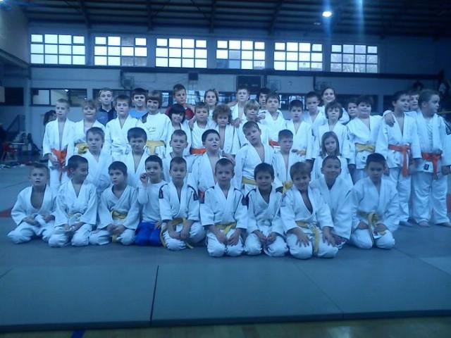Međužupanijski judo turnir IPPON 2012: Labinjani su u sveukupnom poretku sa osvojenih ukupno 394 boda zauzeli 3 mjesto