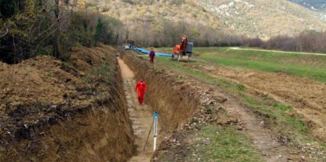 Labin uvodi izvor Sv. Anton u sustav vodoopskrbe