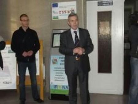Otvoren Energetski info demo centar u Labinu