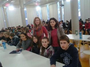 """Učenici Osnovne škole """"Ivo Lola Ribar"""" na informatičkoj štafeti Istarske županije"""
