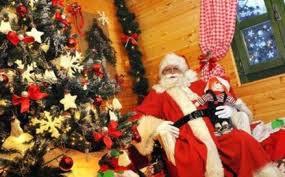 Djed Božićnjak uskoro stiže u Općinu Kršan