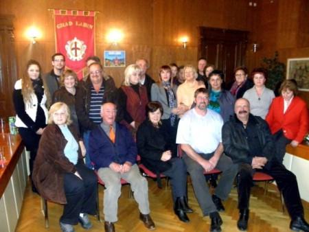 Zamjenica gradonačelnika Eni Modrušan primila labinske volontere